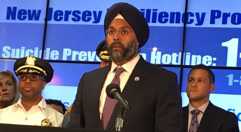 Attorney General Gurbir Grewal