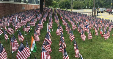 Cedar Grove High School 9/11 Tribute