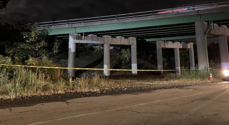 Rockland County Crash Site