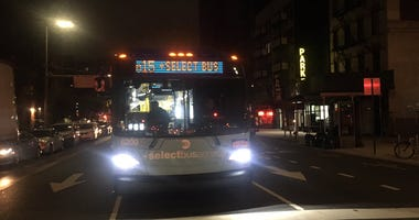 M15 Bus