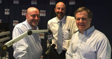 Tim Scheld, Peter Haskell and Dr. David Harris