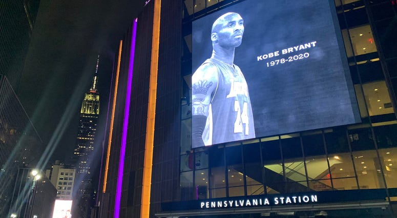 Madison Square Garden Kobe Bryant