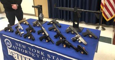 Gun Trafficking Bust
