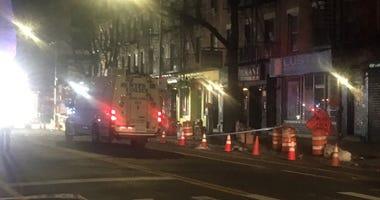 East Village shooting