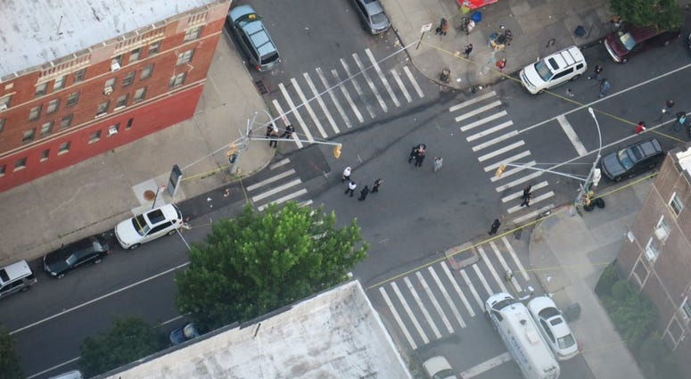 Crown Heights shooting