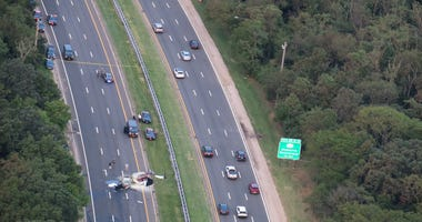 Southern State Parkway crash