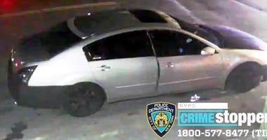 Nissan From Bronx Assault