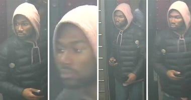 Fulton Street Subway Groping Suspect