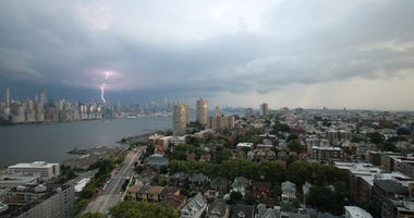 Thunderstorm New York