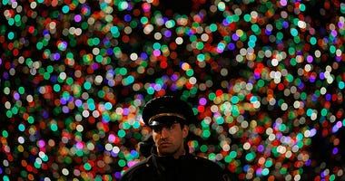 Tree Lighting Security