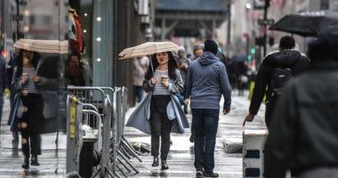 Rain NYC