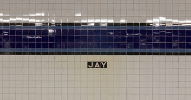 Jay Street MetroTech Subway Station