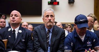Jon Stewart 9/11 VCF