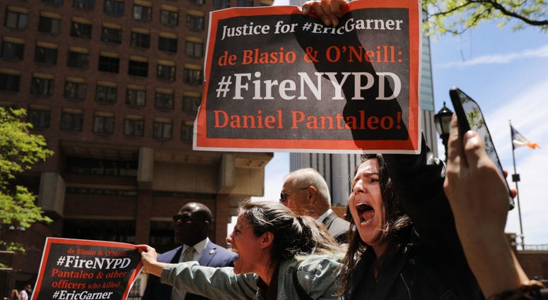 Fire Daniel Pantaleo Trial
