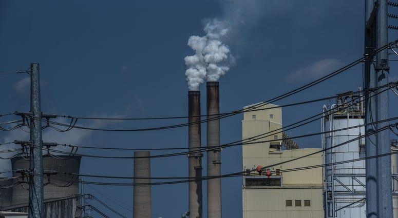 Coal plant Ohio
