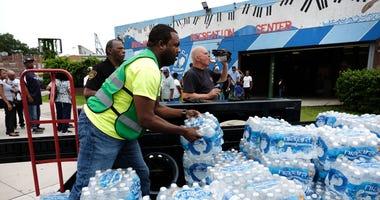 Newark water problem