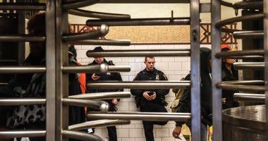 Police subway