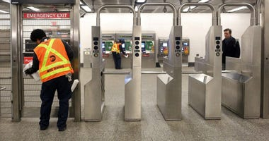 MTA subway cleaning coronavirus