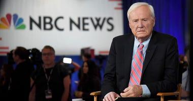 Chris Matthews of MSNBC