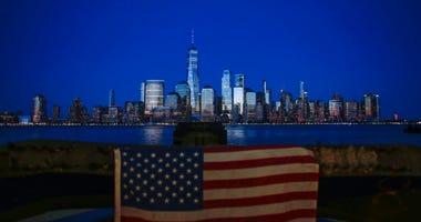 World Trade Center lower Manhattan