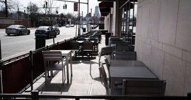 New Rochelle outdoor dining