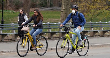 Streets May Close to Cars to Keep Bicyclists Safe