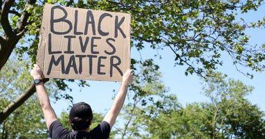 Black Lives Matter Protest Long Island