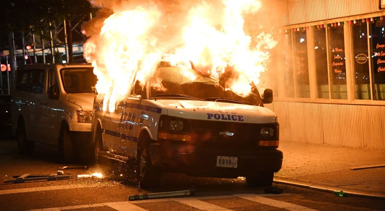 New York City George Floyd Protest
