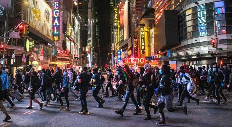 Curfew New York City