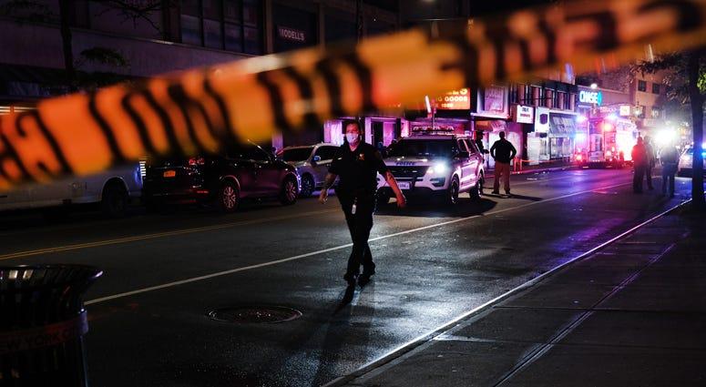 New York City Shooting