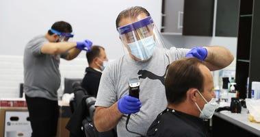 Long Island barber shop
