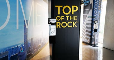 Top of the Rock reopens