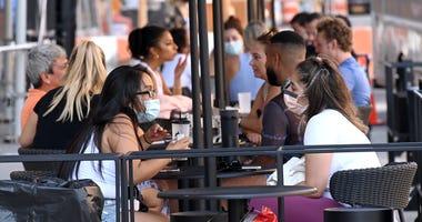 Coronavirus NYC outdoor dining
