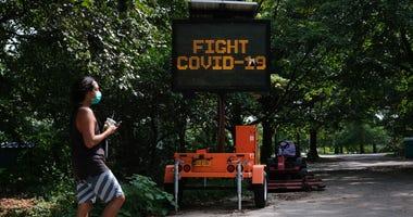 Coronavirus in Brooklyn