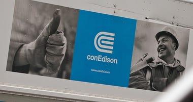 Con Edison truck