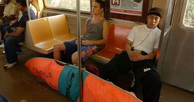 Surfboard Subway