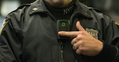 NYPD body camera