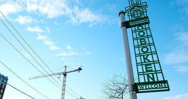 Hoboken sign