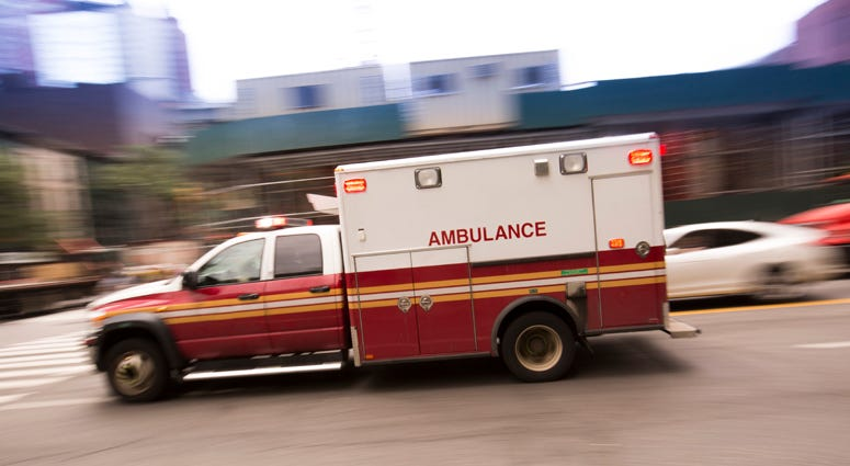 New York City Ambulance