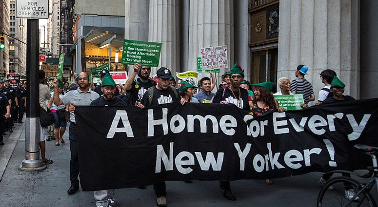 Affordable Housing March