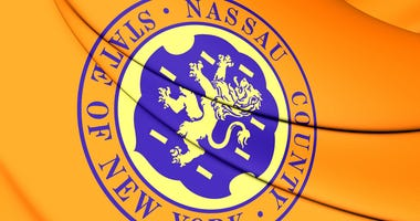 Nassau County flag