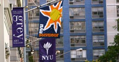 NYU, New York University