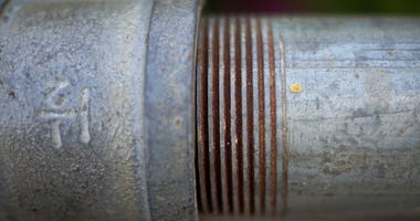 Lead pipe