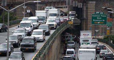 NYC Gridlock Traffic