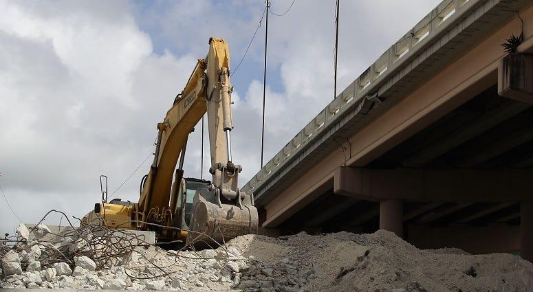 Florida bridge construction