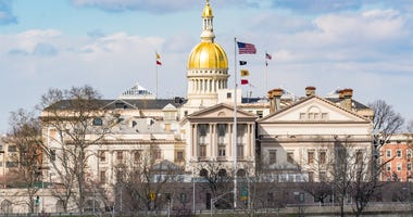 New Jersey Capitol Building