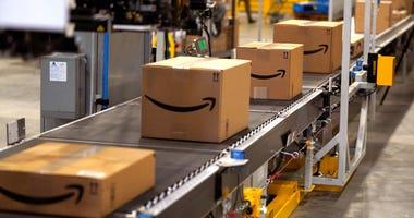 Amazon warehoujse
