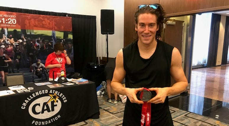 Craig Rosenberg -- Triathlon
