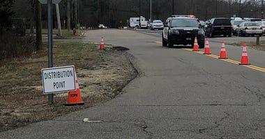 Suffolk County Drop Off Center