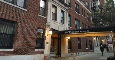West End Apartment Murder